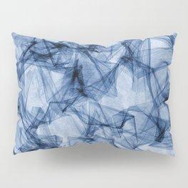 Blue Souls Pillow Sham