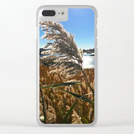 Marshfield Sound Clear iPhone Case