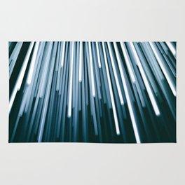 Light ray Rug