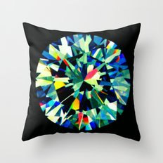 Everything is Perspective Throw Pillow