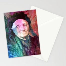 The wise woman Stationery Cards