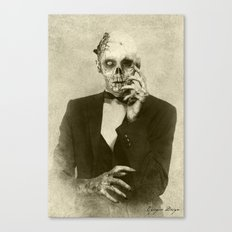 Dark Victorian Portraits: The Hollywood Dead Canvas Print