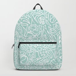 My Zentagle – The world is curvy Backpack