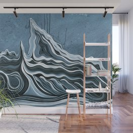 'The Black Tusk II' - Whistler Wall Mural