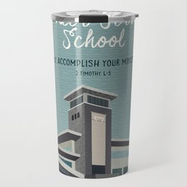 Pioneer Service School (Warwick, Bethel) Travel Mug