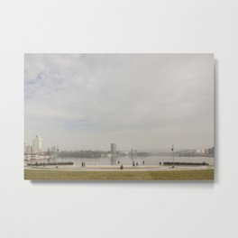 Lake Merritt, Oakland, California Metal Print