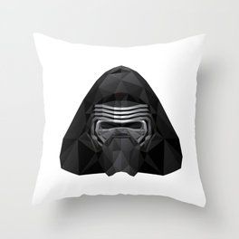 The Nighter Throw Pillow