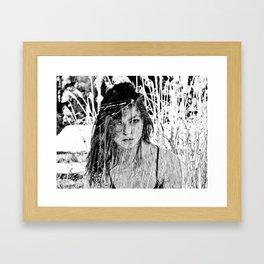 zane1 Framed Art Print