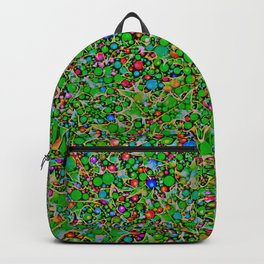 Boughs of Holly Backpack