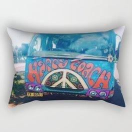 Happy Days Rectangular Pillow
