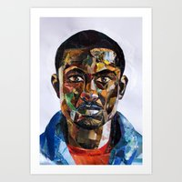 Looking Inwards Art Print