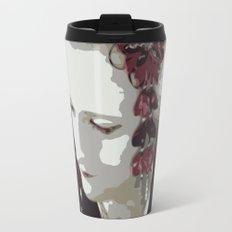 the fair-haired geisha Travel Mug