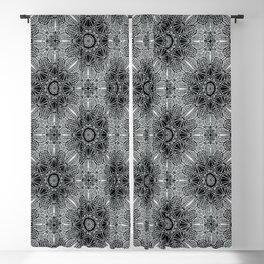 Mehndi Ethnic Style G412 Blackout Curtain
