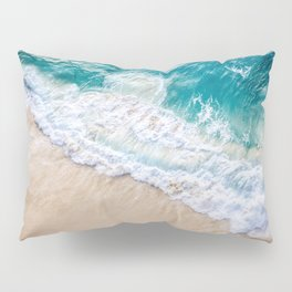Ocean Beach Bali Pillow Sham