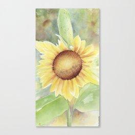 Summer Giant Canvas Print