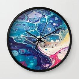Wishing Pond Wall Clock