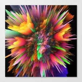 3D Flower Canvas Prints | Society6