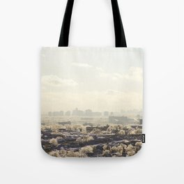 Ice Storm. Tote Bag