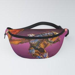 Dragon Rider C Fanny Pack