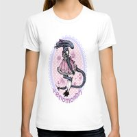 xenomorph T-shirts featuring Lolified Xenomorph by Mindful Merry