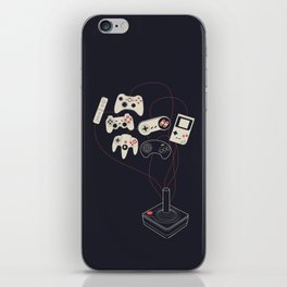 Videogame iPhone Skin