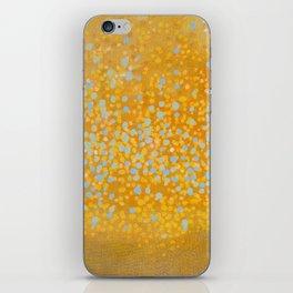 Landscape Dots - Breath iPhone Skin