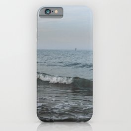 Ocean Waves | Nature and Landscape Photography iPhone Case