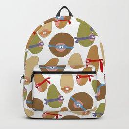 Ninja Avocados Backpack