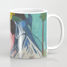 Sad Veil Bride Mug