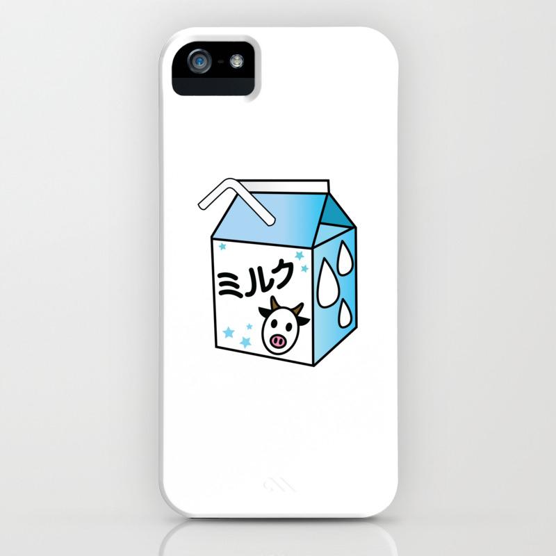 Milk Carton iPhone 11 case