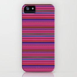 Stripey Stripes iPhone Case