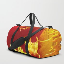 natures fingers Duffle Bag