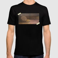 Sounds in the Attic Mens Fitted Tee SMALL Black