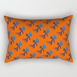 006 BRITISH GAS Rectangular Pillow