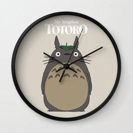 となりのトトロ Wall Clock