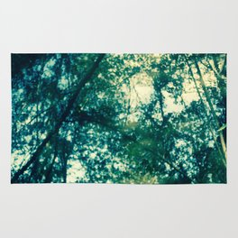 River Trees Rug