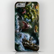 Plight of the Seabots iPhone 6 Plus Slim Case