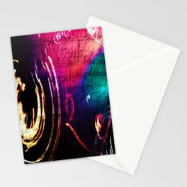 Colour Wall Stationery Cards