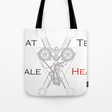 That Tell-Tale Heart Tote Bag