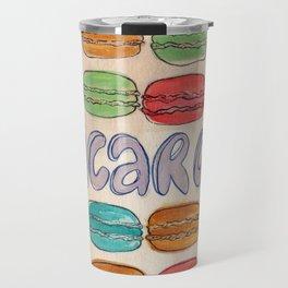 Macaron NOT Macaroon Travel Mug