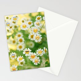 Emoji Garden Stationery Cards