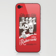 Rubacava iPhone & iPod Skin