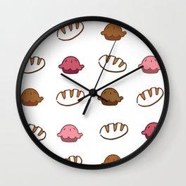 Fakery Bakery Wall Clock