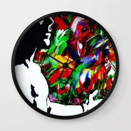 Bright Future Wall Clock