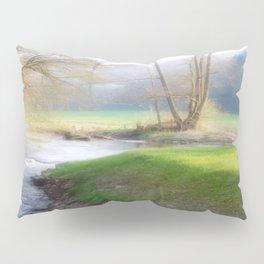Running Water Pillow Sham