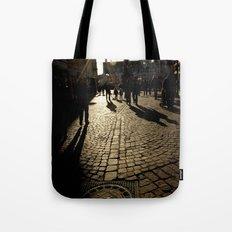 Trier Street Scene Tote Bag
