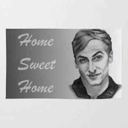 Kendall Schmidt from Big Time Rush Rug