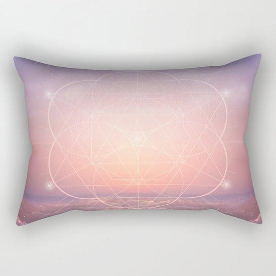 The Sun is but a Morning Star Rectangular Pillow