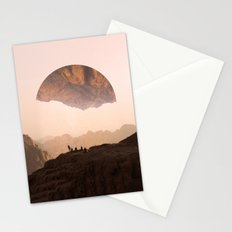 Wanderers Still Stationery Cards