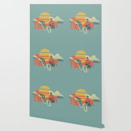 Raptor Roundup Wallpaper